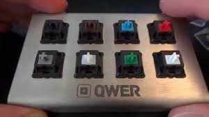 A Guide To Mechanical Keyboard Switches Qwer8 V2 Testing Kit By Totallydubbedhd