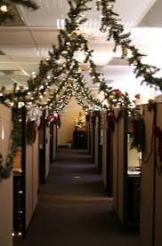 office decor for christmas. cubicle christmas decorations decorating contest httpwwwflickr office decor for r