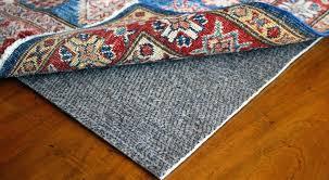 rug pad hardwood floor