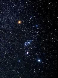 Orion Constellation Facts Myth Stars Location Star Map