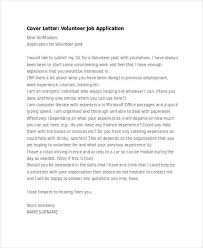job applications examples 52 application letter examples samples pdf doc examples