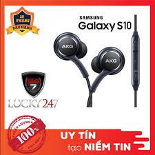 Tai nghe Bluetooth - Tai nghe chính hãng giá rẻ - Tai nghe Headphones chính  hãng giá tốt nhât Tai Nghe AKG Samssung Galaxy S10 Nguyên Zin