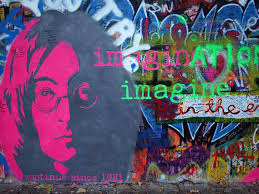 art students painted over the famous landmark to make space for the next generation of artists and people are already festooning the wall with new graffiti on most famous wall artist with prague s famous john lennon wall is it over or reborn travel