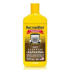 """<b>Doctorwax Полироль</b>-<b>очиститель</b>, защита """"<b>Карнауба</b>"""", Для кузова ..."""
