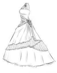 Dress Designs Drawings Google Search Designs Dress Drawing