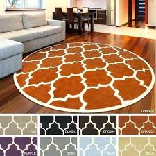 8 ft round area rugs amazing wool rug home decors collection intended for 8x8 depot