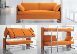 couch bunk beds