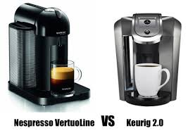 nespresso k cups. Simple Cups Nespresso VertuoLine Vs Keurig 20 In K Cups O