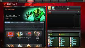 fixed dota 2 main screen lag after playing a match check