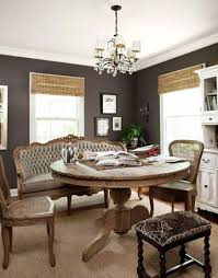 Dining Room Blinds Amazing Great Wall Color Blinds Rug Etc I Would Change The Table To A