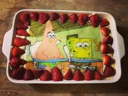 Spongebob Birthday Cake 25
