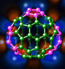 Un algoritmo matemático simplifica el control de los fullerenos cargados