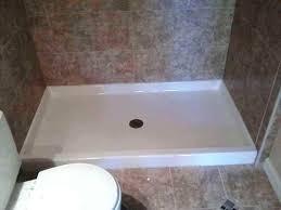 remove fiberglass shower remove a stubborn stain from a fiberglass shower floor