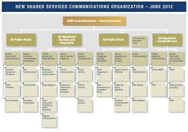 Shared Services Canada Org Chart Charts And Graphs Pica Design Ottawa