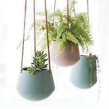creative balcony hanging flower pot
