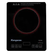 Bếp Hồng Ngoại Đơn Kangaroo KG382I (2200W)- Hàng Chính Hãng - Bếp điện từ  đơn