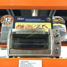 oster 6 slice convection toaster ovens convection toaster oven 6 slice convection oven convection toaster oven
