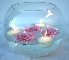 glass bowls centerpieces flower arrangements in a bowl google search flowers pertaining to popular residence round round mini aquarium fish bowl glass