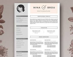 stylish page ideas of stylish write a resume template awesome 3 page resume