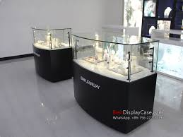js031 factory manufacturer used jewelry display cases single display cabinet
