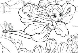 Printable Coloring Pages For Girls Coloring Book