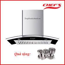 Máy hút mùi Chefs EH-R506E7G - Siêu thị Nhà bếp Đức Thành