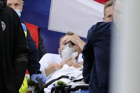 """Eriksen is better but the doctor warns: """"A healthy heart does not stop like  this"""" - time.news - Time News"""