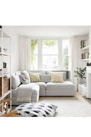 how to arrange furniture in a small