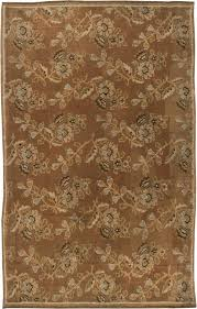 chocolate brown area rug unique french aubusson rugs country area carpets for european