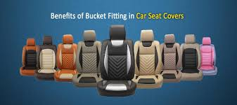 bucket fitting in car seat covers