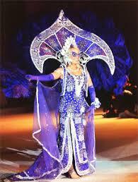 Beautiful Mardi Gras Costumes