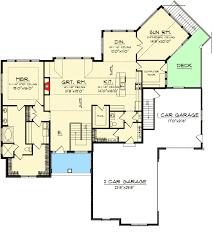 floor plans with basement. Stylist Design 12 Craftsman Walkout Bat House Plans Rambler Floor With Basement