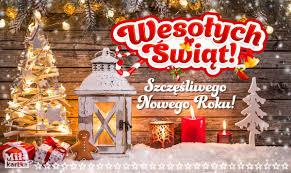 Świąteczna kartka sylwestrowa #kartki #sylwester #bożenarodzenie #polska  #zima #święta #wigilia #ży…   Merry christmas images, Christmas images,  Christmas ornaments
