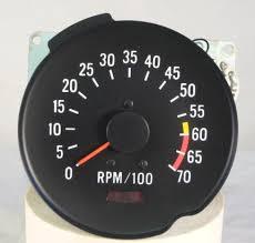 camaro tachometer tach repair gauge restoration 1970 1972 z 28 camaro 1970 1972 l 34 camaro and 1970 l 78 camaro tachometer restoration