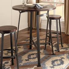 Pub Style Bistro Table Sets Have To Have It Signature Design By Ashley Challiman Round Pub