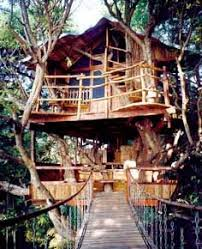 Largest Treehouse In America