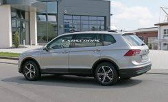 2018 ford adrenalin. wonderful adrenalin scoop seven seat vw tiguan lwb completely undisguised in germany 2017  long wheelbase throughout 2018 ford adrenalin