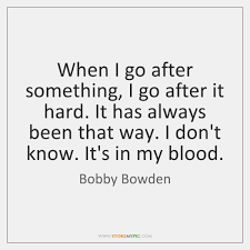 Bowden is best known for coaching the florida state seminoles football team fro. Bobby Bowden Quotes Storemypic Page 1