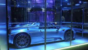 Porsche Design Tower Elevator What Its Really Like To Ride The Worlds Most Advanced Car