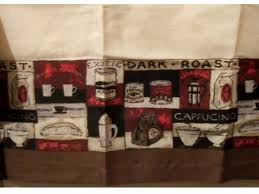 delightful coffee cup kitchen rugs with