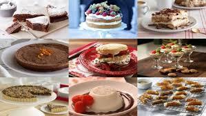 53 Delicious Italian Desserts Recipes Food Network Uk