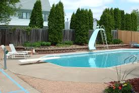 Small Picture Inground Pool Landscaping Ideas Pool Design Pool Ideas