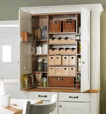 kitchen pantry furniture french windows ikea cabinet walnut hardwood floor wire storage white finish shelves best