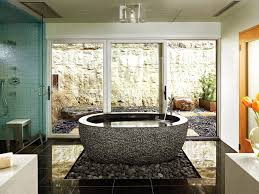 bathroom designs with freestanding tubs.  Tubs Stone Bathtub To Bathroom Designs With Freestanding Tubs R