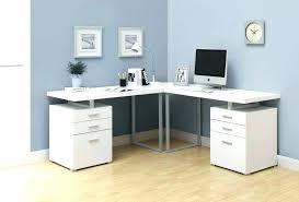 office desks for home. Dual Desk Home Office Monitor Desks For M