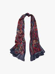 <b>Womens Designer Scarves</b> - Cashmere, <b>Silk</b>, Wool - Fenwick