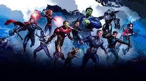 Marvel Avengers Desktop Wallpaper (64+ ...