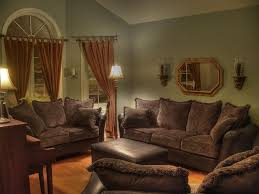Paint Colors For Living Rooms With Dark Furniture Living Room Color Ideas For Dark Brown Furniture House Decor