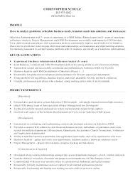 Salesforce Experienced Resumes Salesforce Administrator Resume Example Examples Credit Letsdeliver Co