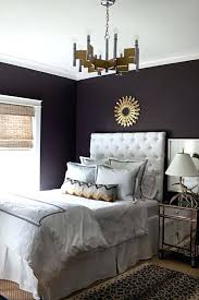 Grey And Gold Bedroom Deep Purple Wall Grey Pink Gold Bedroom